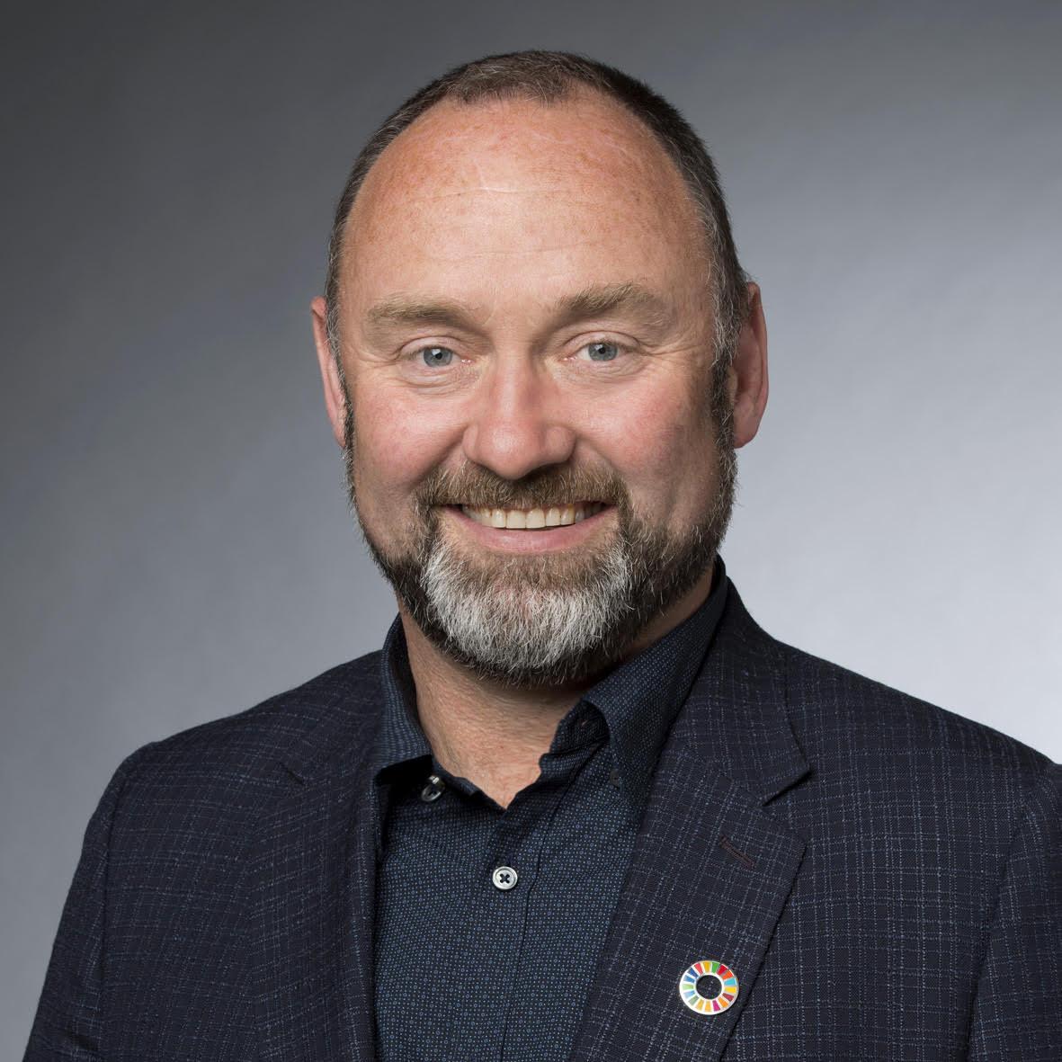 P. Mark Drewell Executive Chairman New Foundation Farms Regenerative Agriculture